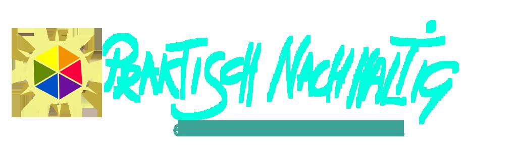 Logo Praktisch Nachhaltig Leben2